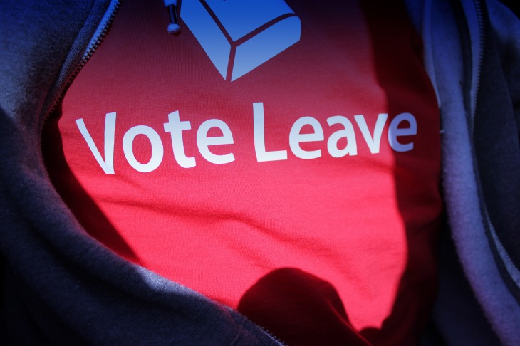 It's official: Brexit campaign broke the law — with social