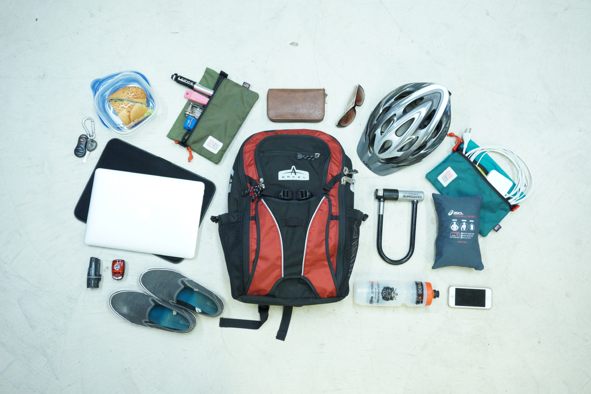 Gear for making outdoor fitness more enjoyable 32 bike carry arkel bug group  preview