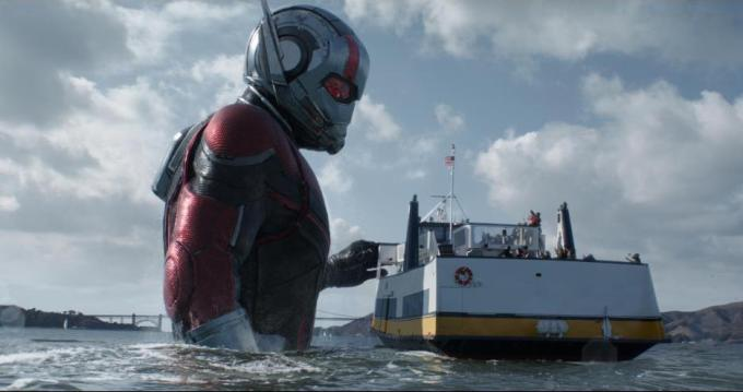 Ant Man and the Wasp  'Ant-Man and the Wasp' director Peyton Reed on following 'Infinity War' AntManAndTheWasp5b0ee49cb6949