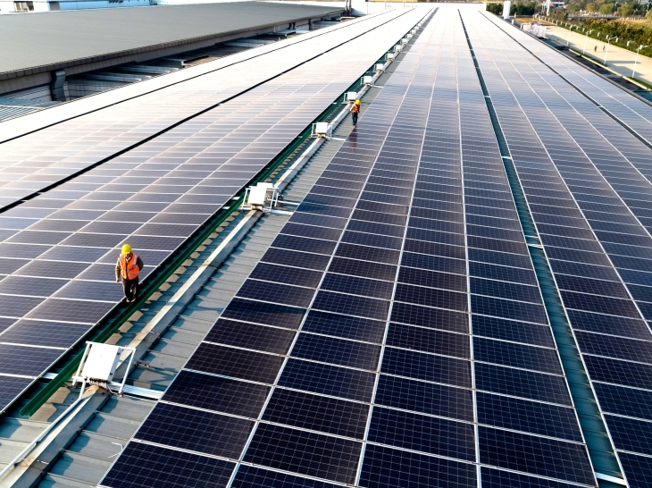 Apple has announced a new investment fund to foster clean energy usage in China.