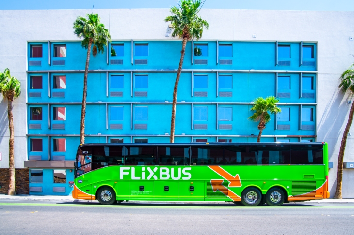FlixBus, the German Uber-like bus service, is buying rival