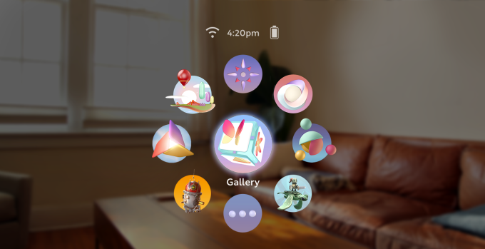 Magic Leap details what its mixed reality operating system will look like