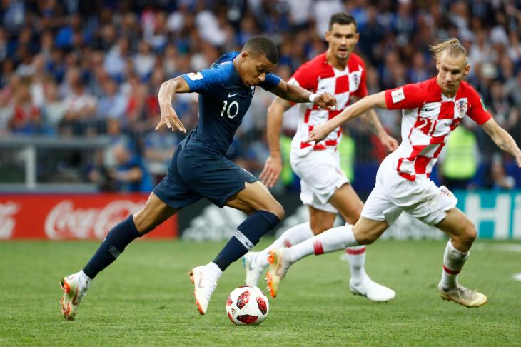 France v Croatia – 2018 FIFA World Cup Russia Final