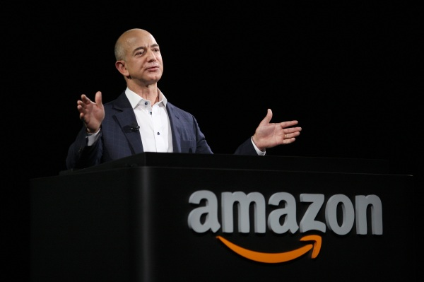 Amazon strikes $1 trillion market cap, 4 weeks after Apple did the same GettyImages 151367140