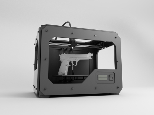 Researchers discover a new way to identify 3D printed guns GettyImages 465360951