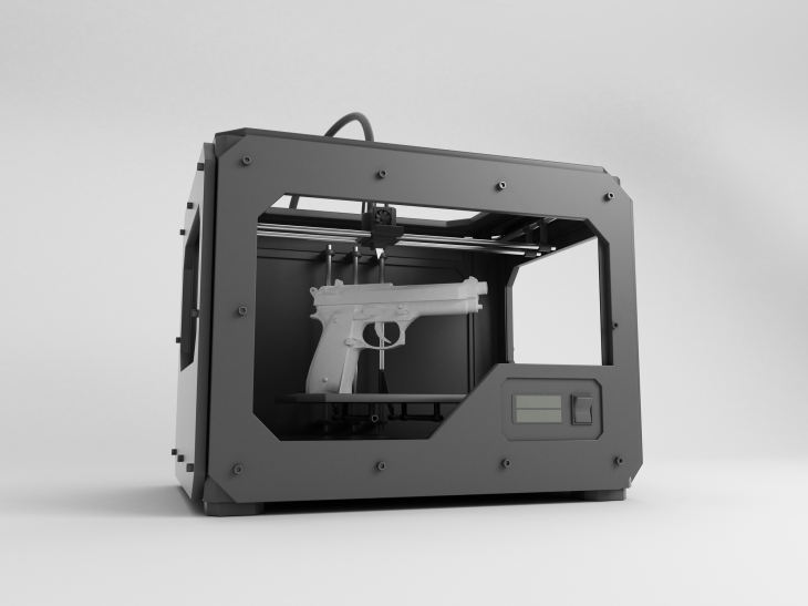 3D printed guns are now legal… What's next? | TechCrunch