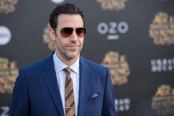 Sacha Baron Cohen is about to add jet fuel to Showtime's rise, starting tonight