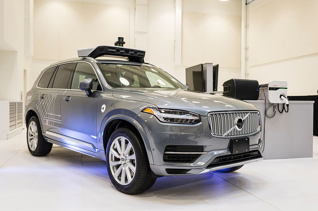 uber self driving cars back on public roads but in manual mode rh techcrunch com Shop Manuals for Cars Haynes Manuals for Cars