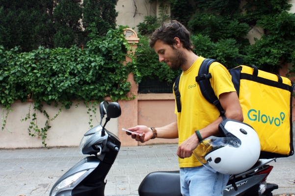 Glovo gets $134M to beef up its on-demand delivery business
