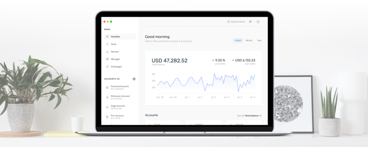 French Startup Ledger Has Been Working For A While On Brand New App To Manage Your Crypto Assets Computer The Company Is Designing And
