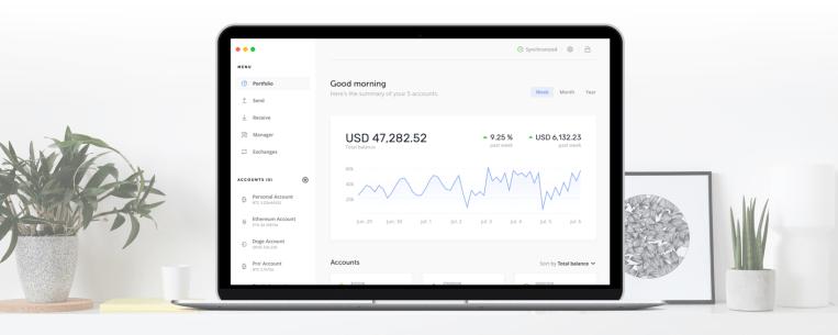 Ledger Wallet App