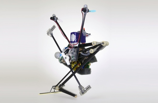 Meet Salto-1P, the Jumping Robot
