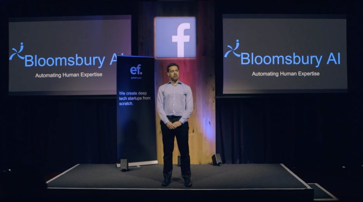 Facebook Confirms that It's Acquiring Bloomsbury AI