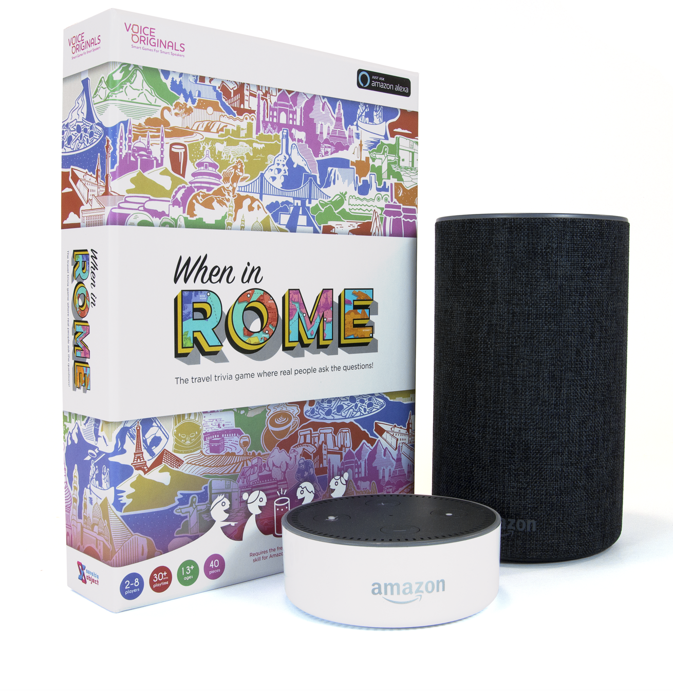 techcrunch.com - John Biggs - When In Rome is the first Alexa-powered board game
