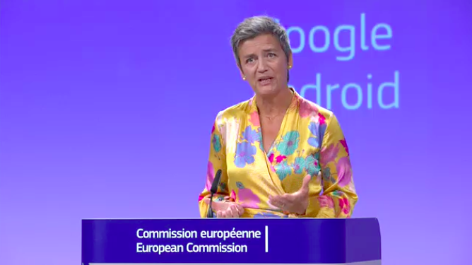 Google gets slapped $5BN by EU for Android antitrust abuse Screen Shot 2018 07 18 at 1