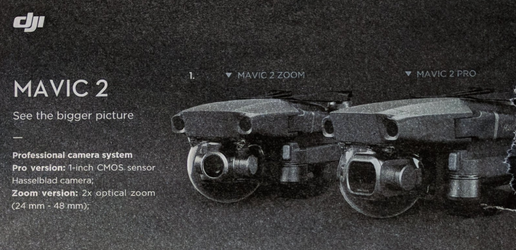 This is the leaked DJI Mavic 2 drone Screen Shot 2018 07 30 at 9