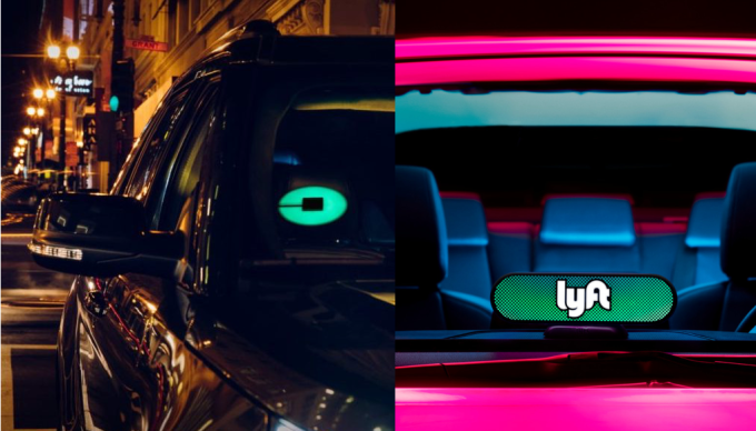 How To Get Lyft Amp >> Wave Uber's new Spotlight or send canned chats to find ...