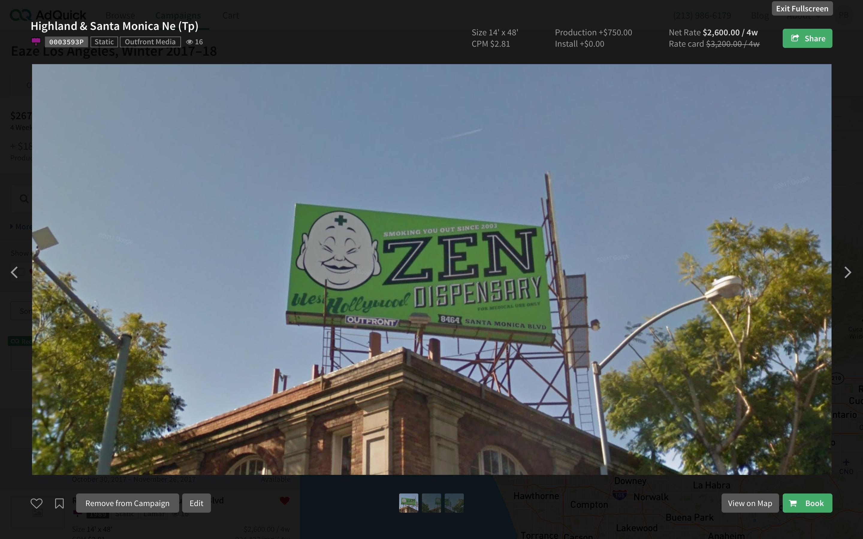 Aiming to make billboard advertising more programmatic