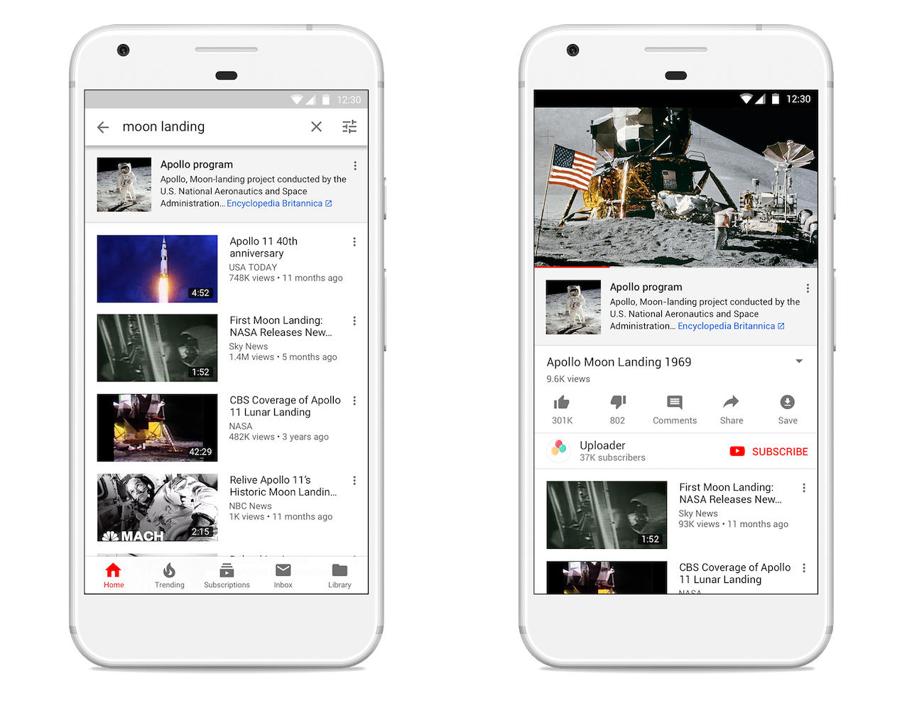 YouTube is fighting fighting fake news with $25M to promote journalism and more context in search results