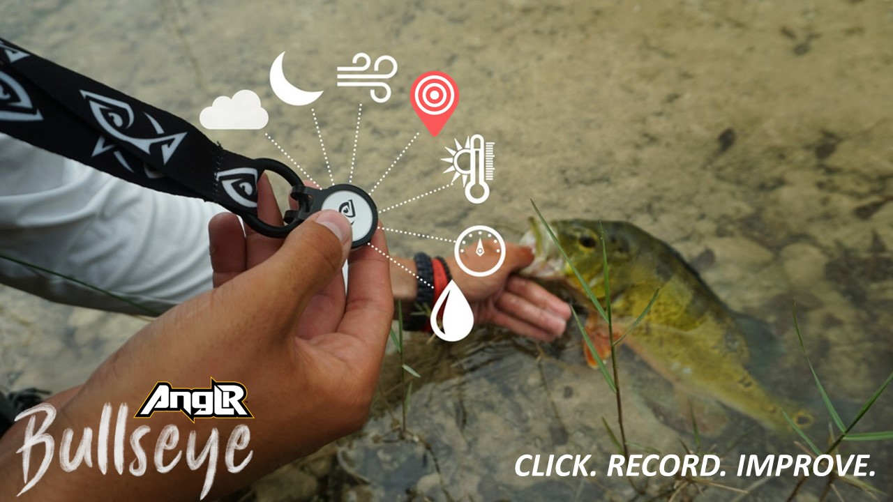 ANGLR raises $3.3 million to create a Fitbit for fishing bULLSEYE 1