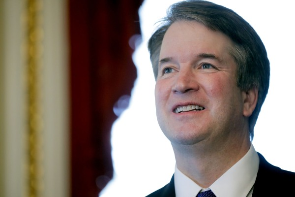 photo image Supreme Court nominee Brett Kavanaugh's brutal education in net neutrality