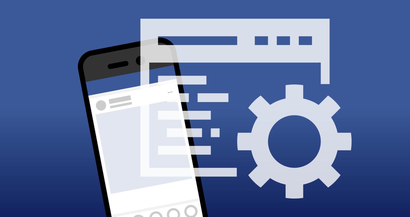 Facebook application app