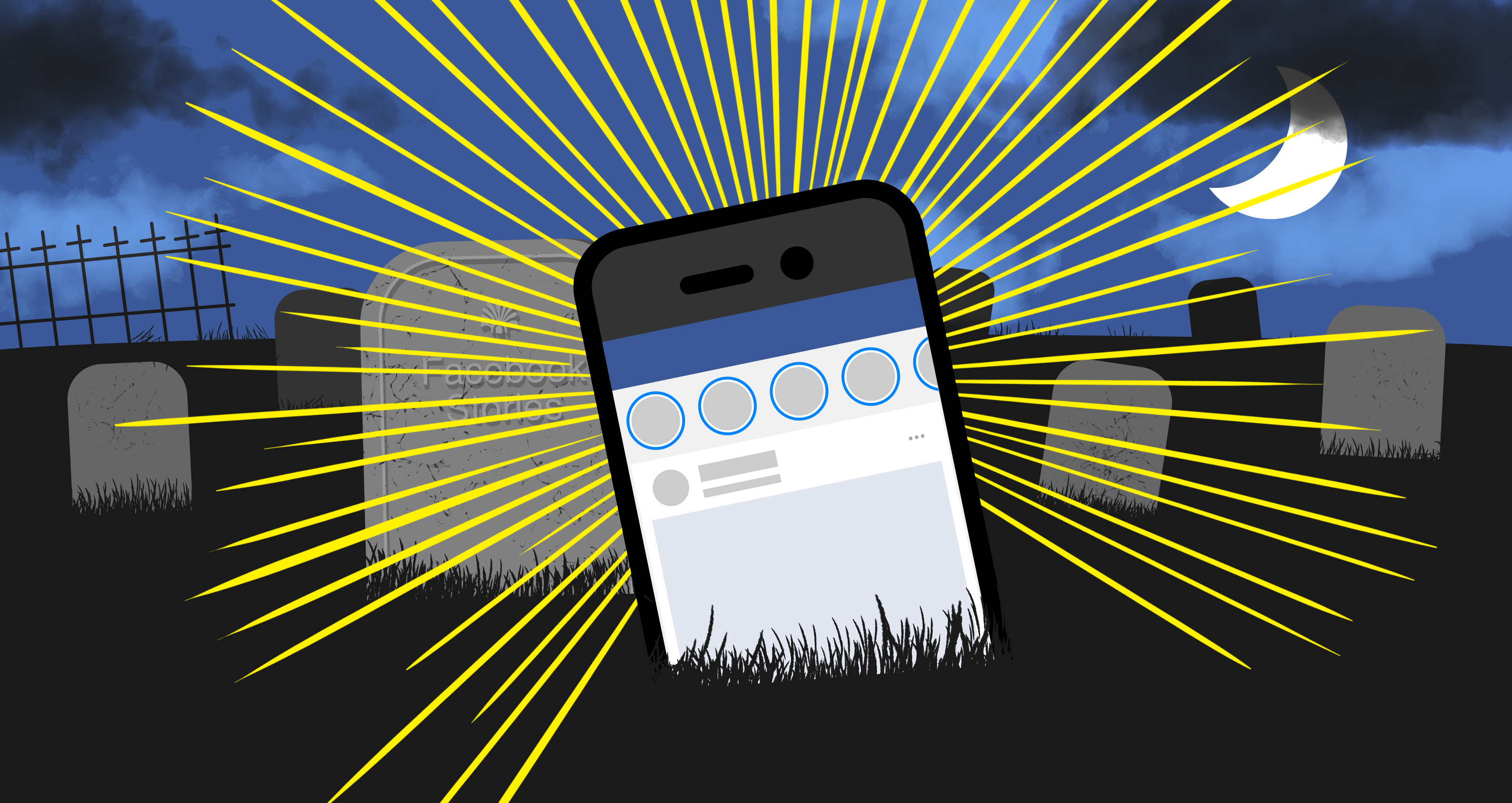 Facebook was never ephemeral, and now its Stories won't have
