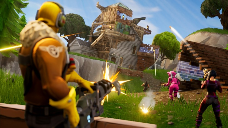 cross play has been one of the biggest selling points for fortnite allowing players to engage in the battle royale regardless of platform - fortnite ps4 crossplay with pc