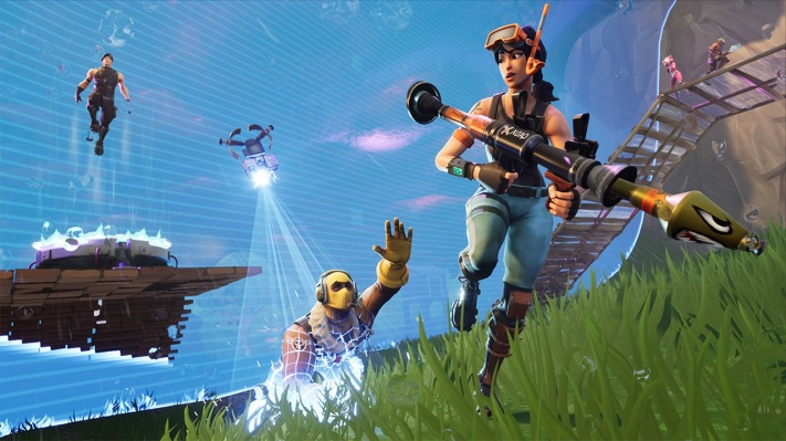 """Epic Games receives an """"F"""" from the Better Business Bureau"""
