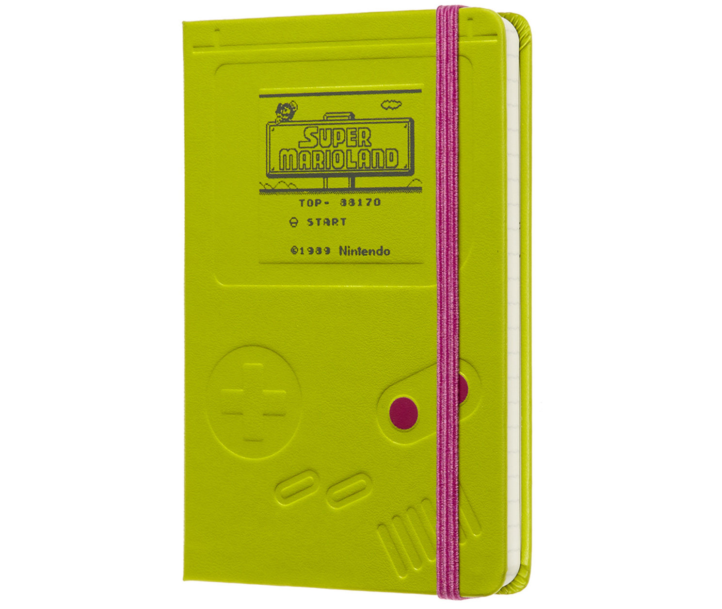 Now youre journaling with power with this mario branded moleskine i would have loved to have these in the old days though some smb3 gear would probably have been more timely fandeluxe