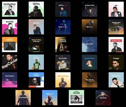Spotify users push back at the over-the-top Drake promotion | TechCrunch
