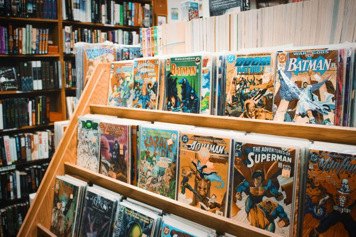 Comic Sales Are Down As Readers Abandon Print Techcrunch