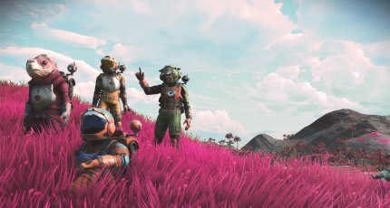 No Man's Sky Next seeks to right the game's wrongs | TechCrunch
