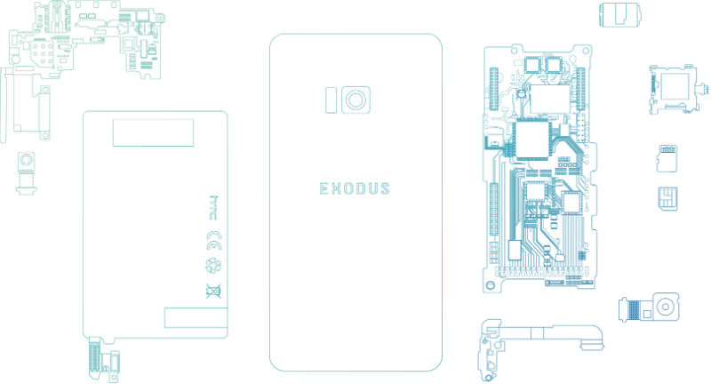 HTC's blockchain-focused Exodus phone launching Q3 this year