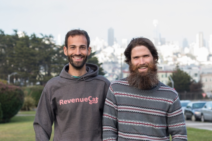 RevenueCat founders