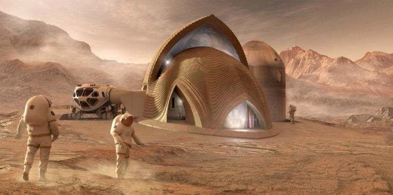 NASA's 3D-printed Mars Habitat competition doles out prizes to concept habs