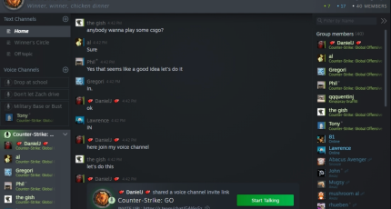 Valve's answer to Discord is now live for everyone | TechCrunch