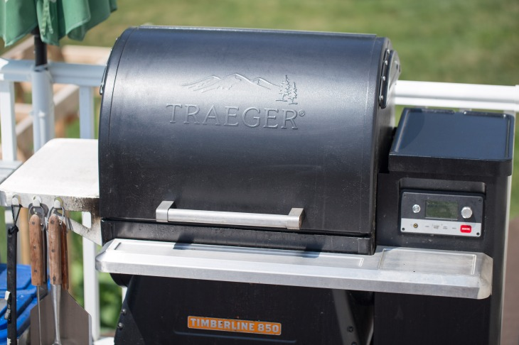 the traeger timberline 850 turns bbq from art to science techcrunch