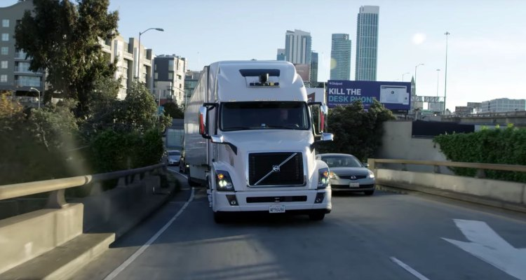 Uber S Self Driving Trucks Division Is Dead Long Live Cars Techcrunch