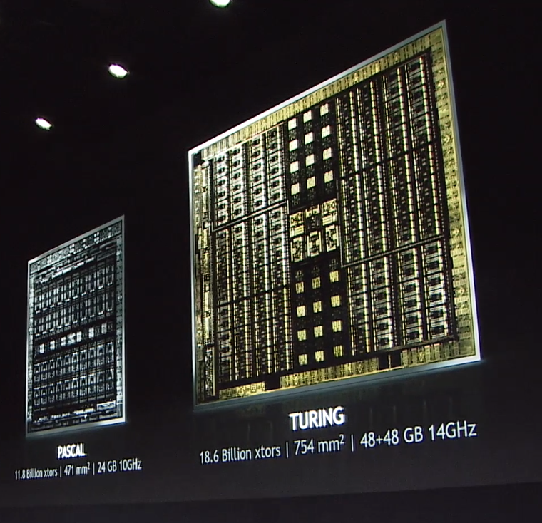 Nvidia's new Turing architecture is all about real-time ray tracing and AI