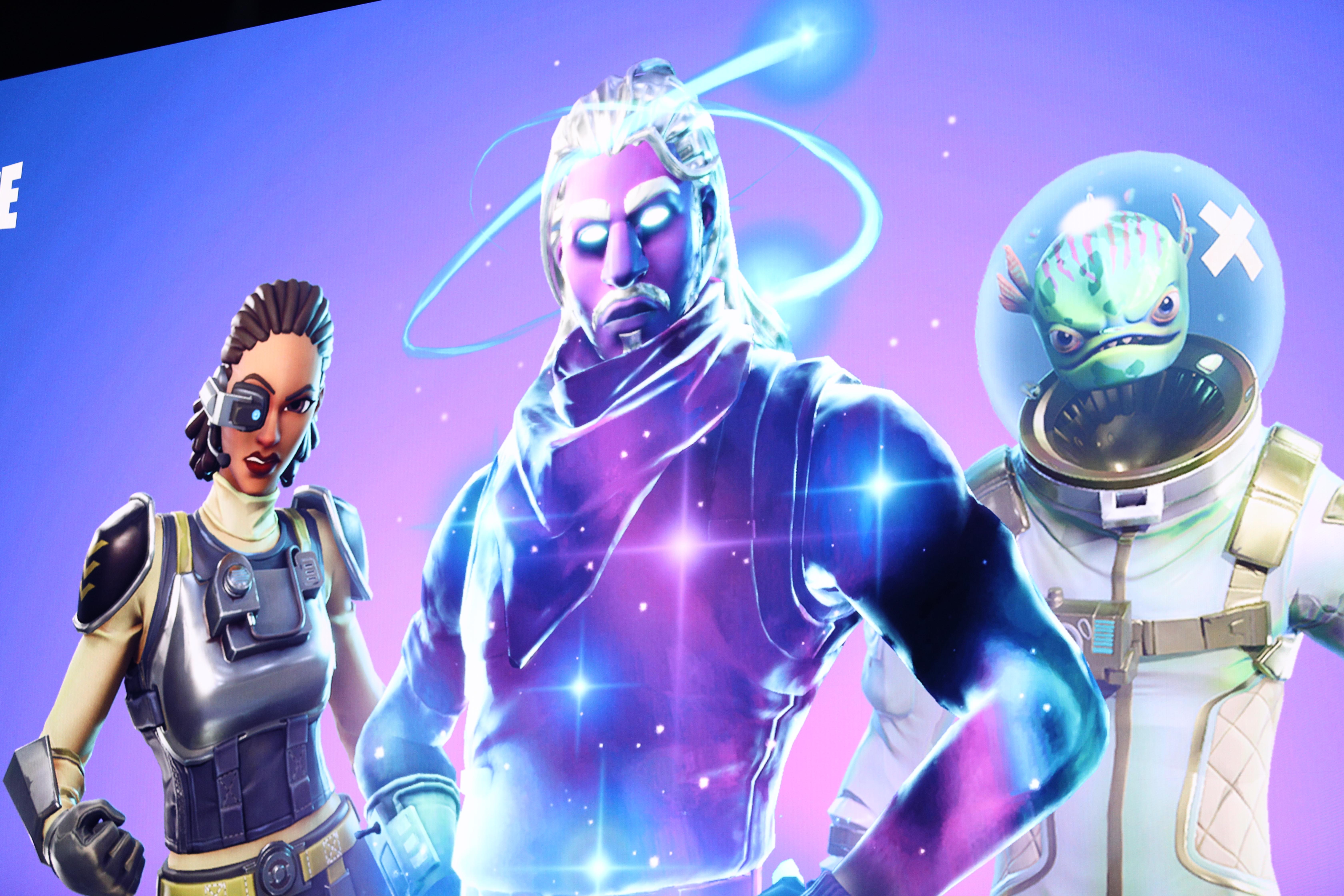 Fortnite Help Epic Games epic games, the creator of fortnite, raises $1.25 billion
