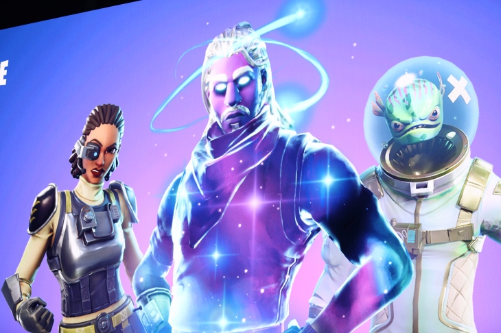 Epic Games The Creator Of Fortnite Raises 1 25 Billion Techcrunch