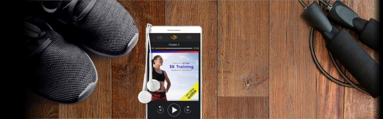 Audible gets guided meditation and workouts courtesy of Aaptiv