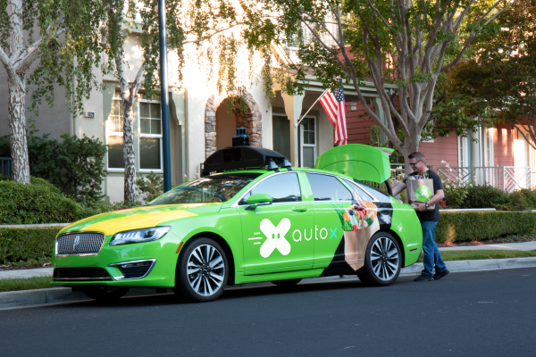 AutoX partners with Arbe to bring ultra-high resolution radars to its autonomous vehicle fleet