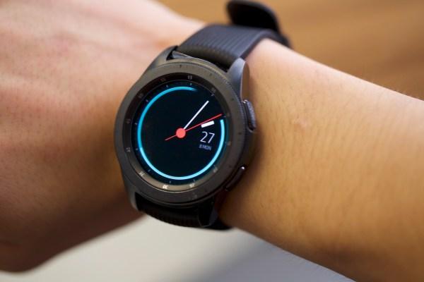 Samsung Galaxy Watch review   TechCrunch