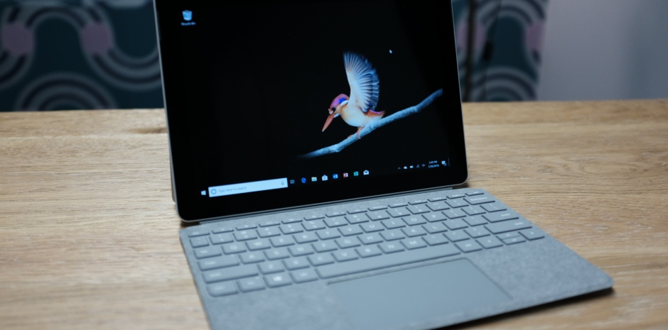 microsoft surface go review techcrunch