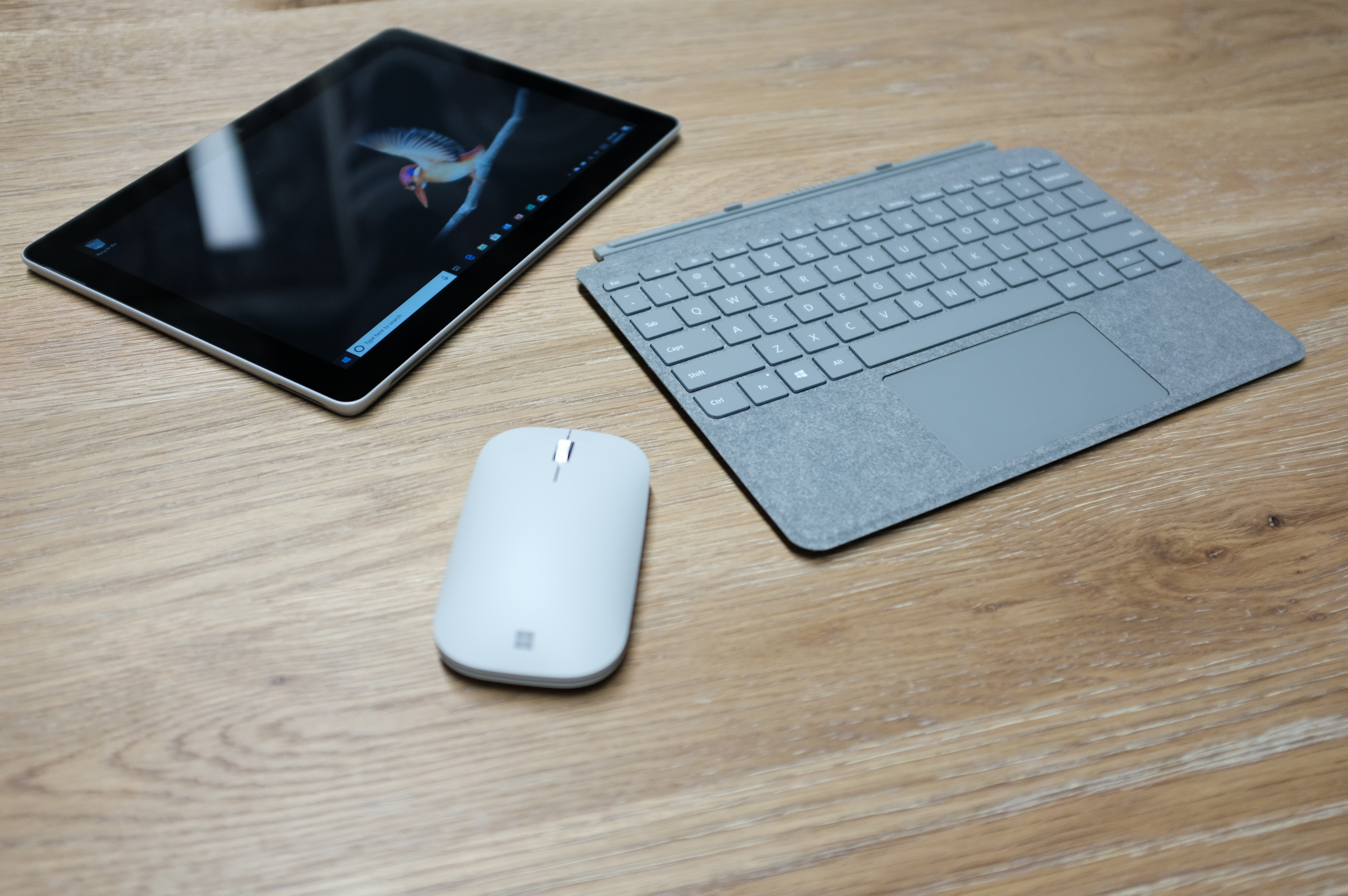The Surface Go is the laptop of the year