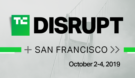 Disrupt SF 2019 – TechCrunch