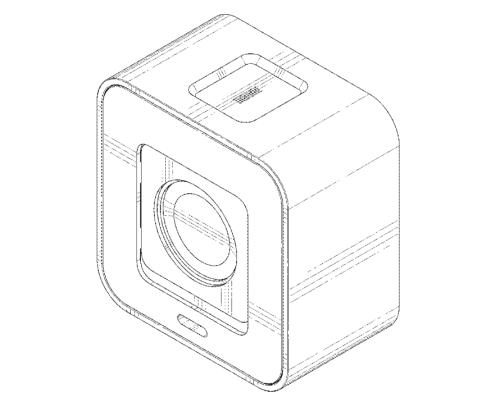 Facebook Patent für Lautsprecher (Quelle: TechCrunch)