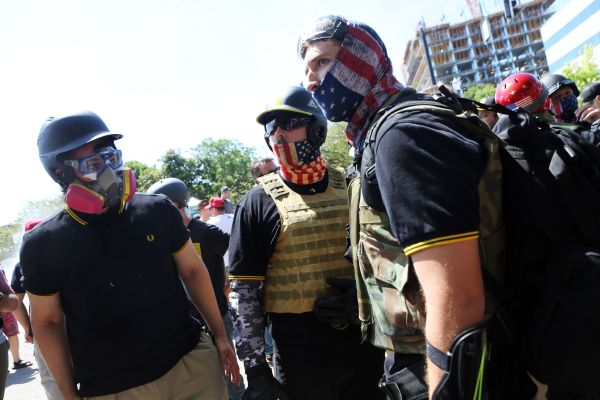 Facebook is the recruiting tool of choice for far-right group the Proud Boys – TechCrunch